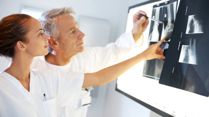 X-Rays on site